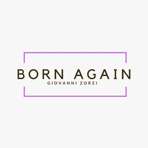 Cover art for Born Again
